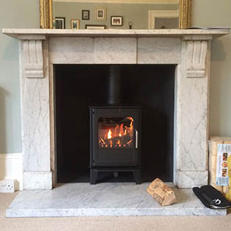 Stove Care service wood and multi-fuel stoves.